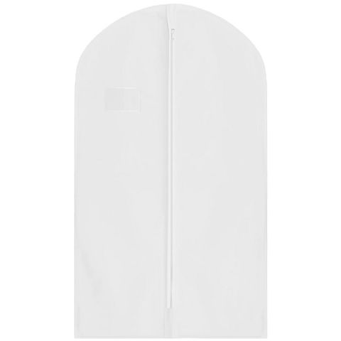 White Thick Hanging Clothes Suit & Shirt Cover